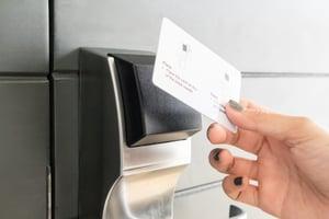 Access-control-card