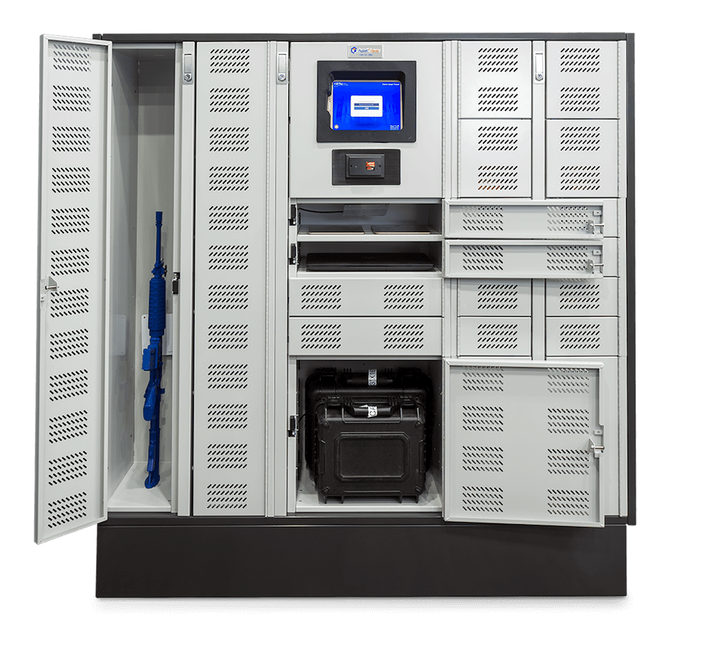 AssetTracer-secure-storage-Locker