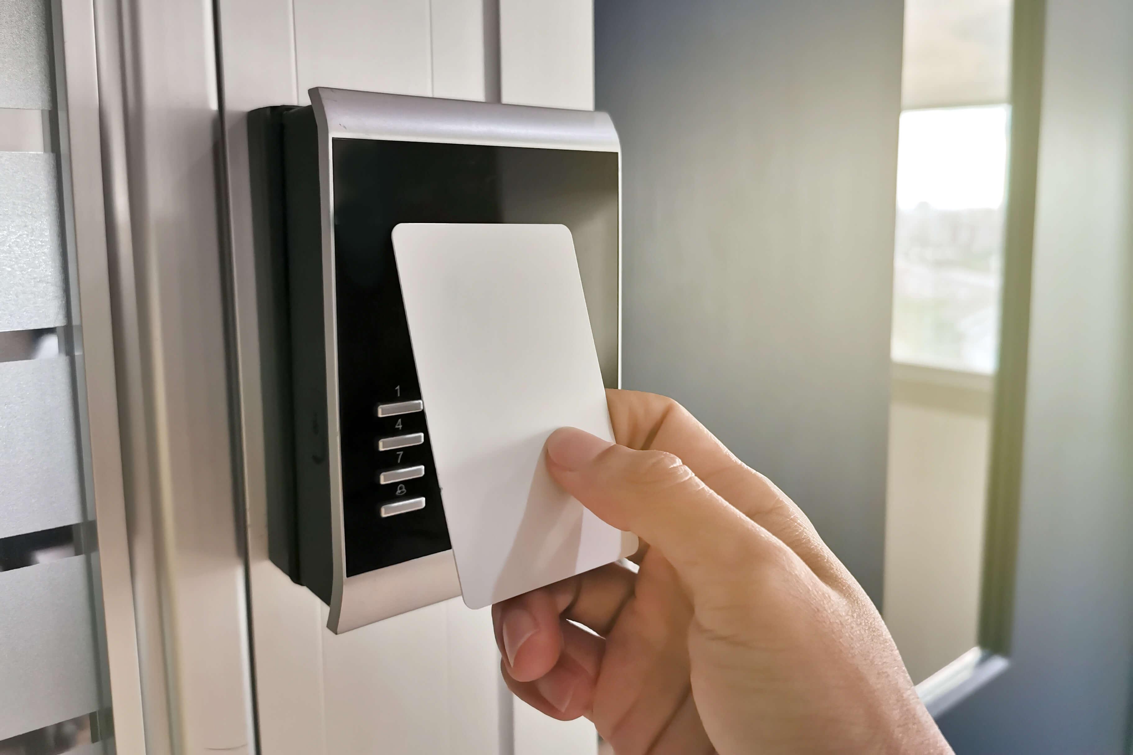 Access Control Card Technology