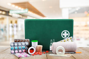 EMS Kit medical