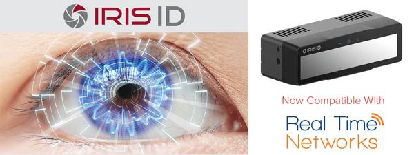 IRIS ID now Compatible RTN