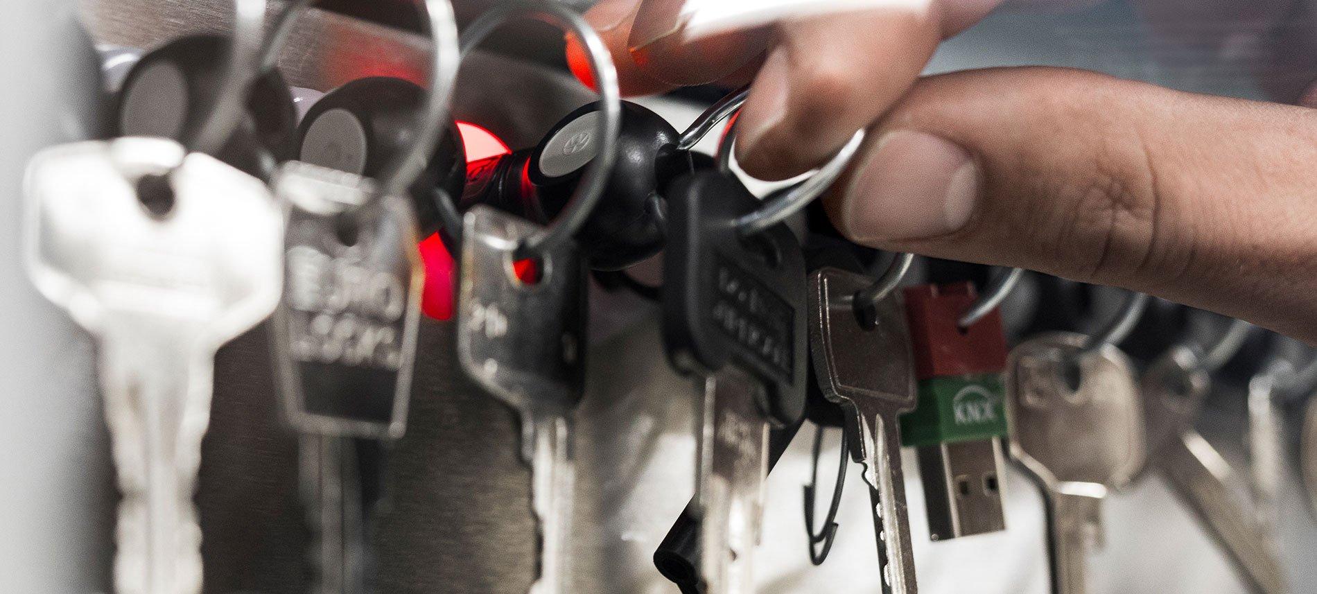 KeyTracer-key-control-system