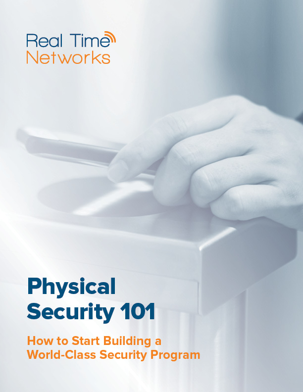 Physical Security 101 - Guide to building a security program