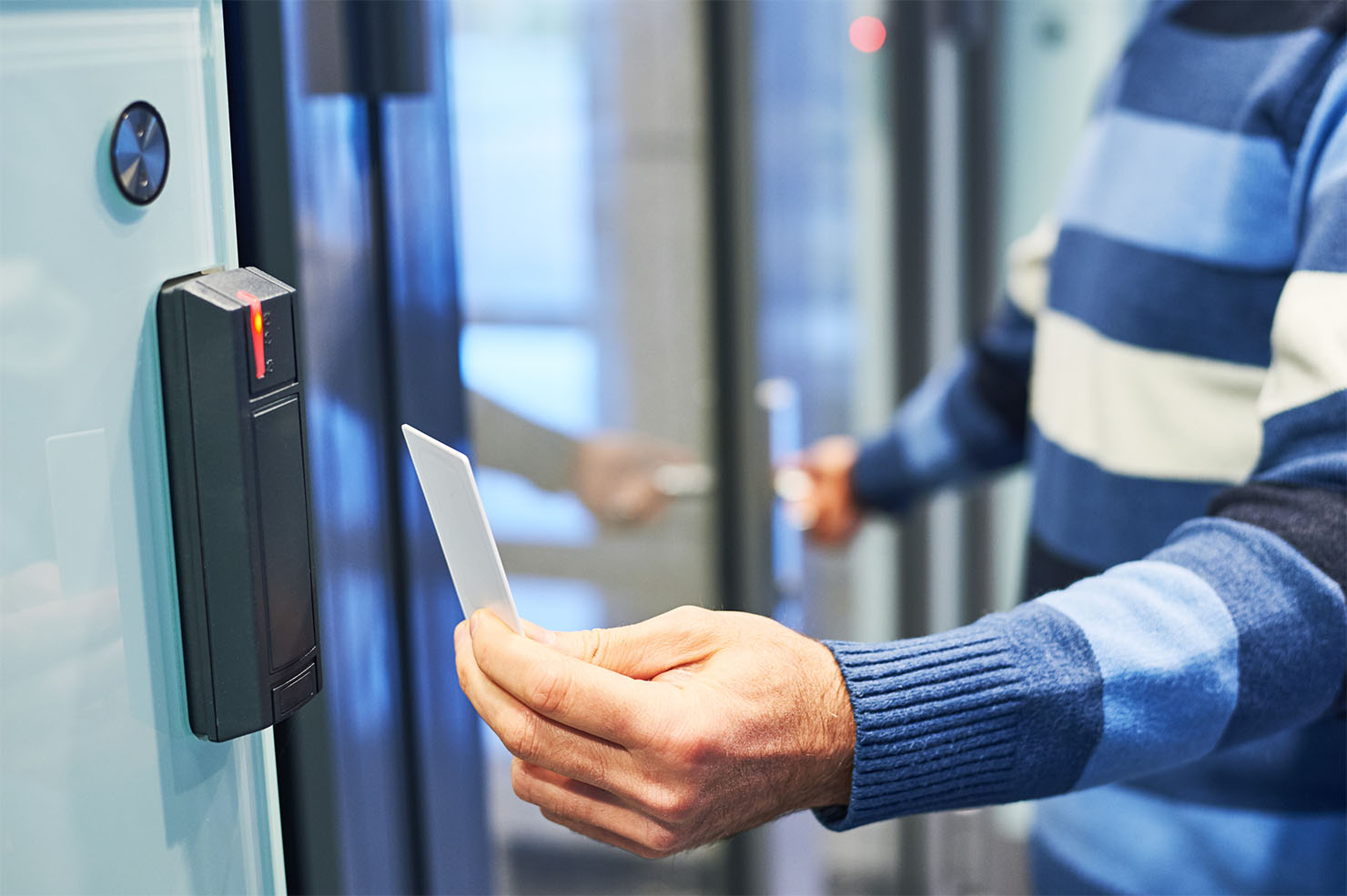 Scanning ID - Physical Security 101