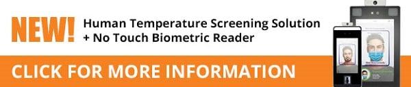 Temperature screening solution