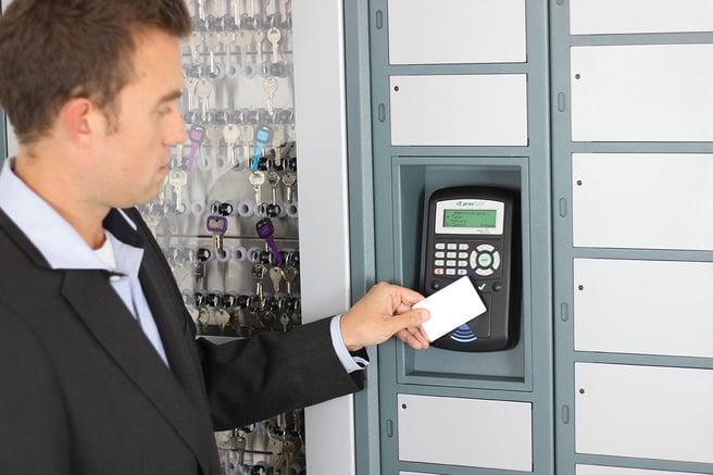 terminal-intelligent-armoire-clés