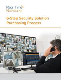 6 steps security solution purchasing checklist