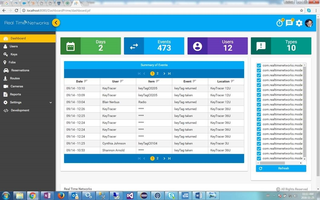 security-management-dashboard