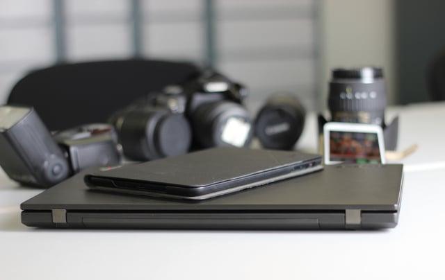 Casiers électroniques tablettes