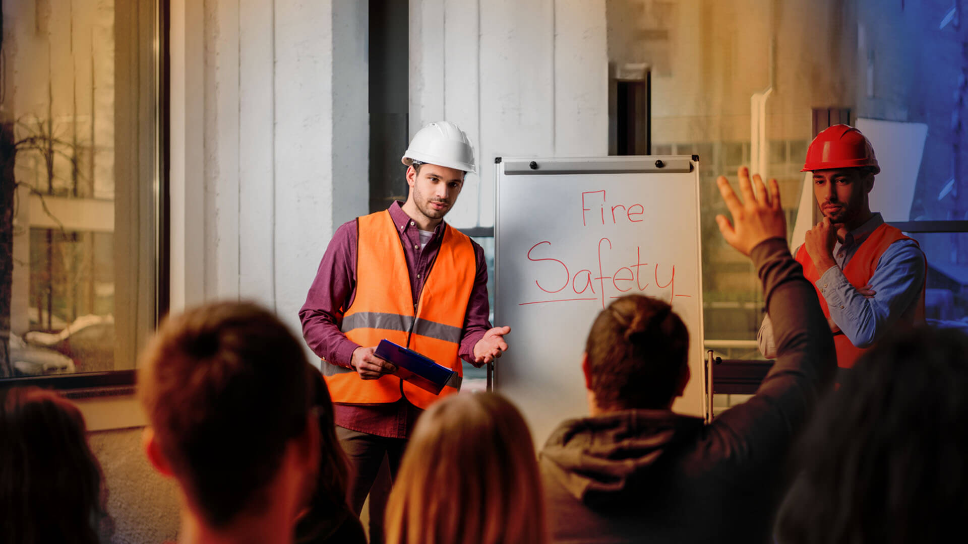Workplace safety program design