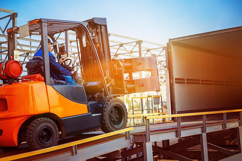 Forklift-key-management