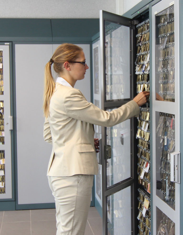 large-key-cabinets