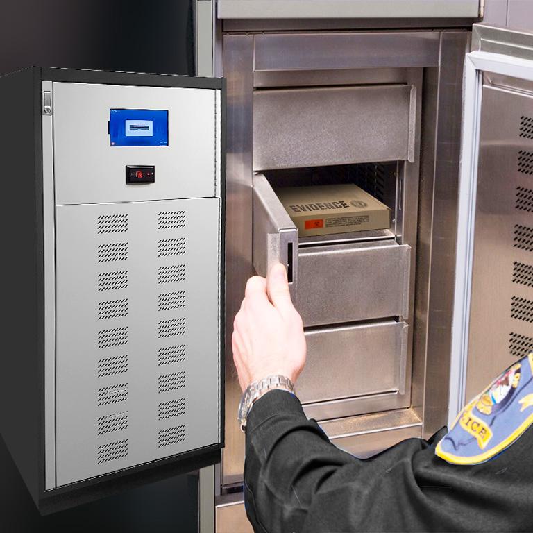Refrigerated Evidence Locker